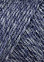 Chiné bleu / gris 83.0258